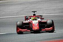 Formel 2 Österreich: Mick Schumacher glänzt - von P18 auf P4!