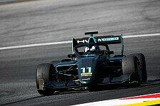 Formel 3 Österreich: Team-Crash in letzter Runde, Hughes siegt