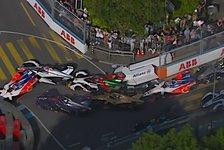 Formel E, Unfall-Analyse zu Bern: Rudelbildung nach Runde 0