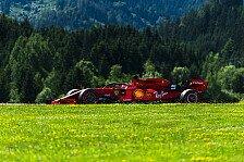 Formel 1 Österreich Trainingsanalyse: Ferrari bei der Musik?