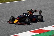Formel 3 Österreich: Juri Vips bezwingt Prema in Spielberg
