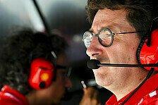 Formel 1, Ferrari schämt sich: Bei Reifen-Zoff Chance verpasst