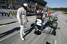 Formel 1: Darum bekommt Hamilton einen Startplatz geschenkt