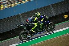 Valentino Rossi: Keine Erklärung für Probleme in Assen