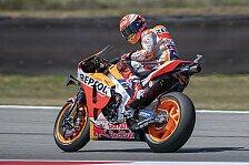 MotoGP Assen - Marc Marquez: Wollte Rennen nicht anführen