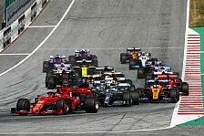 Formel 1 Österreich Analyse: Kostete Mercedes Ferrari den Sieg?