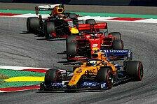 Formel 1, Sainz von McLaren-Pace baff: Warum so schnell?