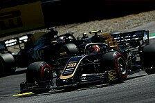 Haas-Fahrer haben mit Crash abgeschlossen: Sind nicht dumm