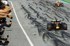 Formel 1 Ticker-Nachlese Österreich 2019: Verstappen straffrei
