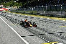 Formel 1, Österreich: Verstappen gewinnt Thriller gegen Leclerc
