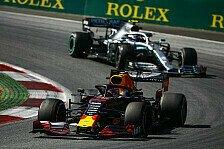 Formel 1, Verstappen trotz Sieg: Brauchen weiteren Schritt