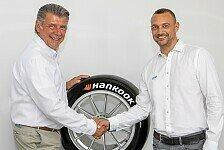 DTM und Hankook verlängern Reifen-Partnerschaft bis 2023