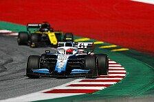Formel 1 Österreich kurios: Kubica offiziell Fahrer des Tages