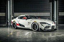 Toyota GR Supra GT4: Japan-Ikone greift in GT4-Klasse an