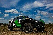 Extreme E zeigt erste Fotos des Elektro-SUV mit 550 PS
