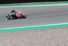 MotoGP Brünn 2019: Quartararo-Bestzeit in FP2, Defekt für Rossi
