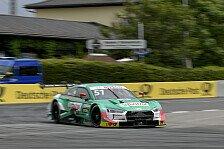 DTM Norisring: Müller-Audi auf Pole - Rast flucht über Verkehr