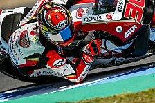MotoGP - Nakagami: Als ob in jeder Kurve ein Knochen bricht