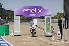 MotoE: Zusätzliches MotoE-Training beim Österreich GP