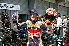 Historischer Tag bei der MotoGP am Sachsenring