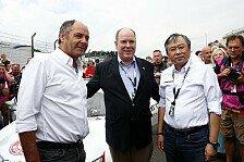 DTM: Fürst Albert von Monaco besucht den Norisring