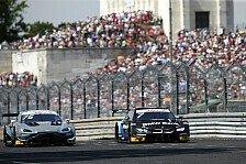 DTM-Zukunft am Norisring: Wechsel mit Monaco nicht möglich
