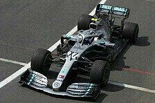 Formel 1 2019: Großbritannien GP - Freitag