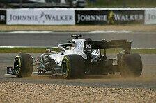 Formel-1-Vorschau Hockenheim: Rettet Regen Mercedes vor Hitze?