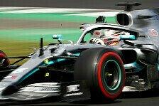 Formel 1, trotz Mercedes-Bestzeit: Hamilton warnt vor Ferrari