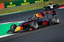 Formel 3 Silverstone, Rennen 1: Vips ringt Daruvala nieder