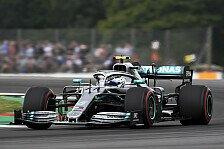 Formel 1, Silverstone-Qualifying: Mercedes zockt Ferrari ab