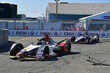 Formel E: Di Grassi vertagt Titelentscheidung bei Buemi-Sieg