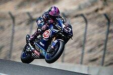 Yamahas WSBK-Team trennt sich von Alex Lowes