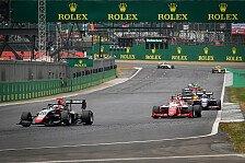 Formel 3 Silverstone: Leo Pulcini dominiert Rennen 2