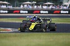 Formel 1, Renault-Aufschwung: Hockenheim, Ungarn unsere Chance