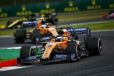 Formel 1, McLaren-Achterbahn: Sainz fliegt, Norris stürzt ab