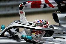 Formel 1 2019: Großbritannien GP - Rennen
