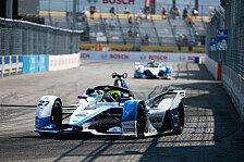 Formel E: BMW komplettiert Fahreraufgebot für Saison 6