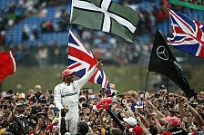 Formel 1 2019: Großbritannien GP - Sonntag