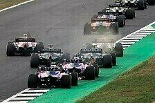 Formel 1, Steiner nach Haas-Crash außer sich: Inakzeptabel!