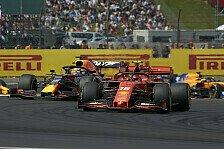 Formel 1, Wolff: Racing an der Grenze zu dreckig, aber gut so