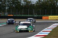 DTM Assen: Marco Wittmann auf Pole vor Rene Rast
