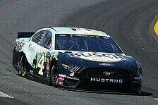 NASCAR Loudon: Kevin Harvick gewinnt Rennen und Lobster