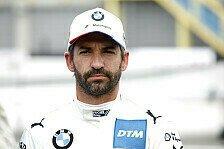 DTM: Defekte Tür beeinträchtigt Timo Glocks Hockenheim-Rennen