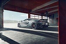 McLaren 600LT mit Tuning von NOVITEC