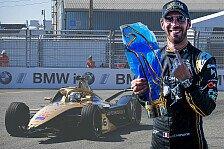 Formel-E-Champion Vergne zu Funkspruch: Das war kein Crash-Gate