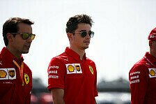 Formel 1, Leclerc: Ferrari ist Hockenheim-Defekt noch unklar