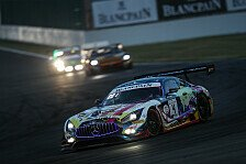 24h Spa 2019: Mercedes im Qualifying vorn - BMW nicht in Top-20