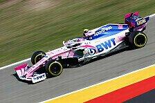 Formel 1 - Beide Racing Point top: Upgrade-Versprechen halten