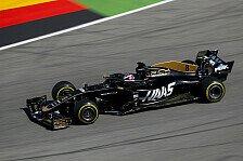 Formel 1, Haas hofft auf Big Points: Schluss mit Experimenten